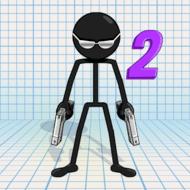 Gun Fu: Stickman 2 (MOD, много денег)