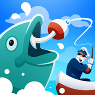Hooked Inc: Fisher Tycoon (MOD, Unlimited Money)