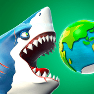 Hungry Shark World (MOD, Unlimited Money)
