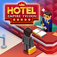 Hotel Empire Tycoon - Idle Game (MOD, много денег)