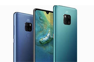 Huawei P40 may be the first serial smartphone with graphene battery