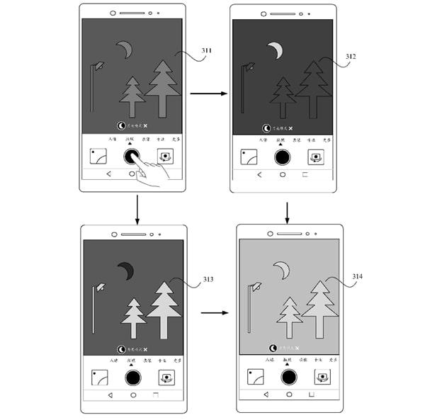 Huawei патентует фирменную технологию съемки Луны