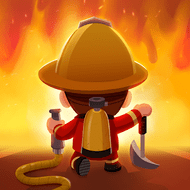 Idle FireFighter Tycoon (MOD, Unlimited Money).apk