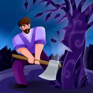 Idle Lumberjack 3D (MOD, Unlimited Coins)