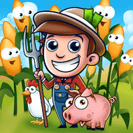 Download Idle Farming Empire (MOD, Unlimited Coins) free on android
