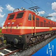 Indian Train Simulator (MOD, Unlimited Money)