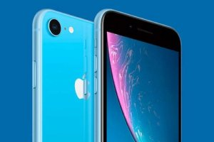 Apple introduced the new iPhone SE - iPhone 8 with the heart of the iPhone 11