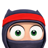 Clumsy Ninja (MOD, Unlimited Money)