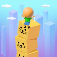 Cube Surfer! (MOD, Unlimited Gems)