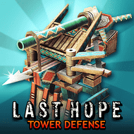 Download Last Hope TD (MOD, Unlimited Money) free on android