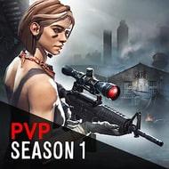 Last Hope Sniper - Zombie War (MOD, Unlimited Money)