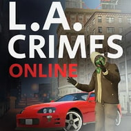 Los Angeles Crimes (MOD, Unlimited Ammo)