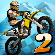 Mad Skills Motocross 2 (MOD, много ракет)