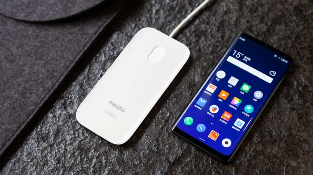 Meizu unveiled all-ceramic smartphone Zero