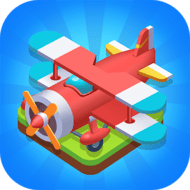 Merge Plane - Click & Idle Tycoon (MOD, Unlimited Money)