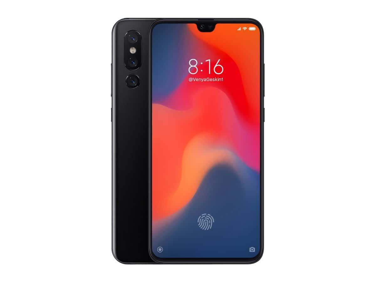 В Интернет выложили снимки неанонсированного смартфона Xiaomi Mi 9