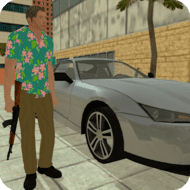 Miami Crime Simulator (MOD, Unlimited Money)