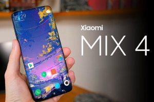 Xiaomi работает над Mi MIX 4
