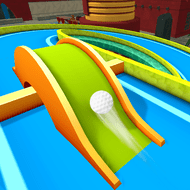 Download Mini Golf 3D City Stars (MOD, Unlimited Money) free on android