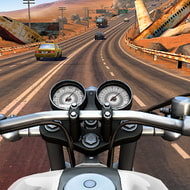 Moto Rider GO: Highway Traffic (MOD, много денег)