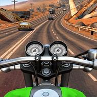 Moto Rider GO: Highway Traffic (MOD, много денег)