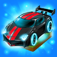 Merge Battle Car Tycoon (MOD, Unlimited Coins)