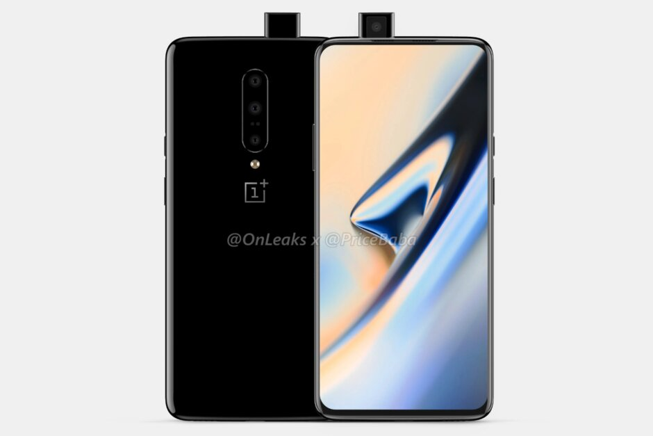 OnePlus 7 design leak