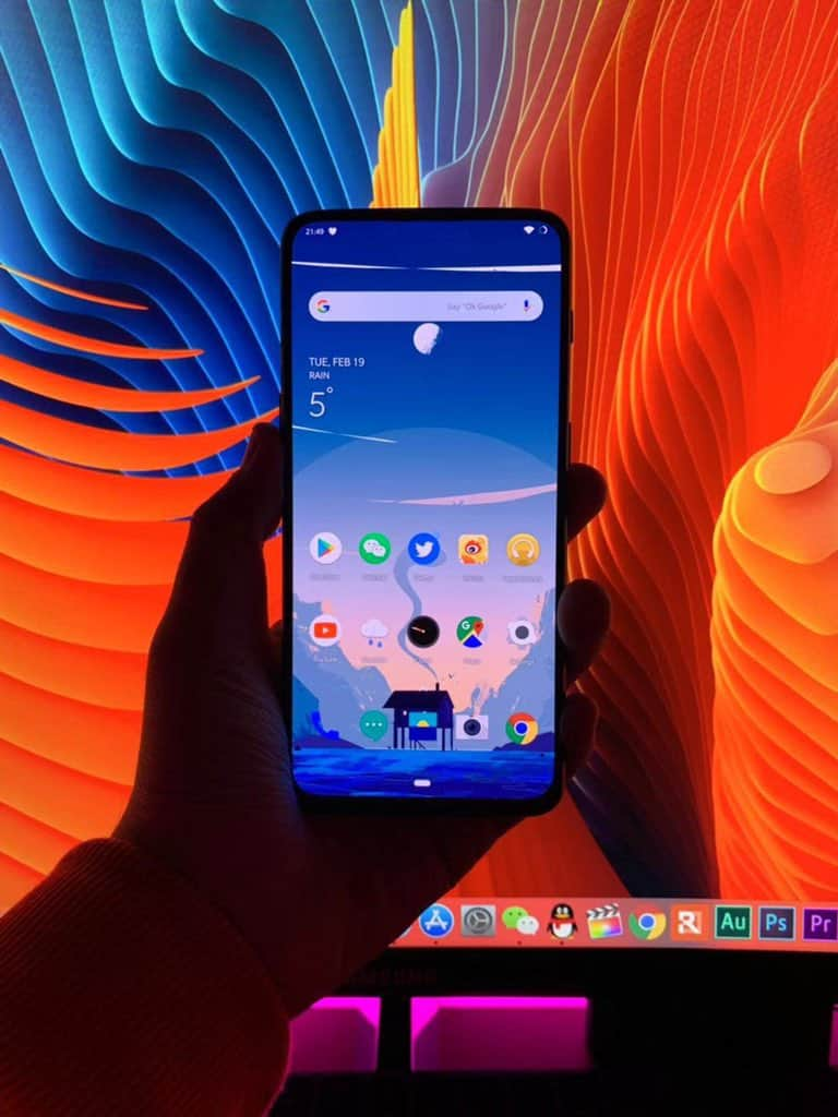 All characteristics of OnePlus 7