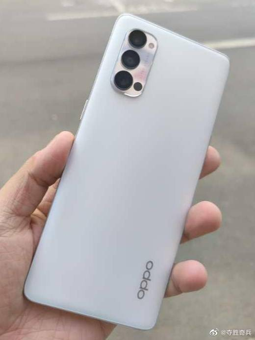Analyst Mukul Sharma revealed the characteristics of OPPO Reno4