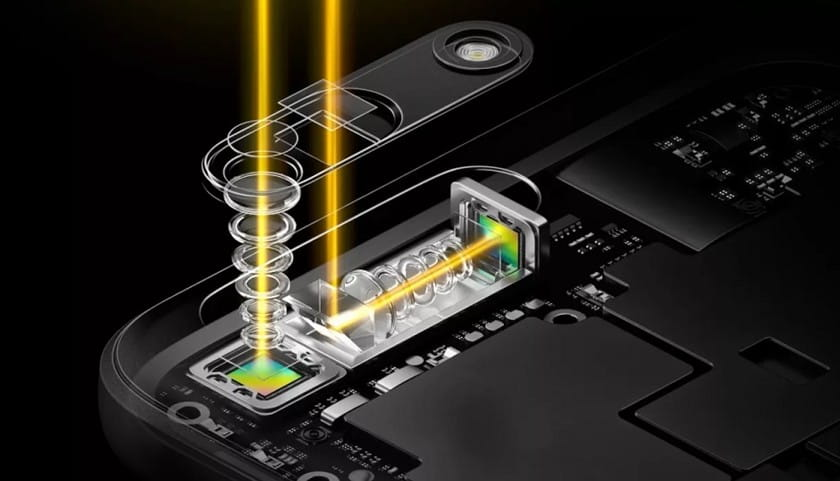 OPPO introduced a camera with 10x optical zoom