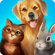 Pet World - My Animal Shelter (MOD, Unlimited Coins)