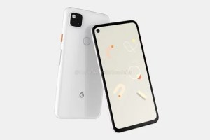 The presentation of Pixel 4a may take place already this month