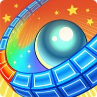 Peggle Blast (MOD, lives/boosters) - download free apk mod for Android