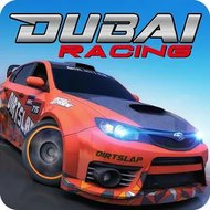 Dubai Racing (MOD, unlimited money)