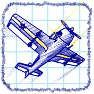 Doodle Planes (MOD, Stars/Ads-Free)