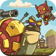 Snail Battles (MOD, much money) - download free apk mod for Android