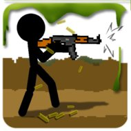 Stickman And Gun (MOD, unlimited money)