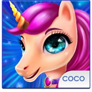 Download Coco Pony - My Dream Pet free on android