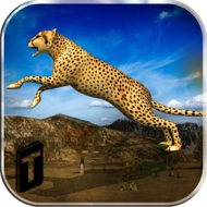 Download Angry Cheetah Simulator 3D free on android