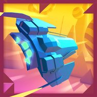Geometry Race (MOD, unlimited money) - download free apk mod for Android