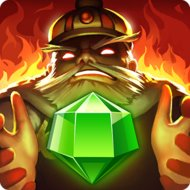Treasure Defense (MOD, many stones) - download free apk mod for Android