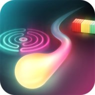 Snaky Lines (MOD, hearts/Ad-free) - download free apk mod for Android