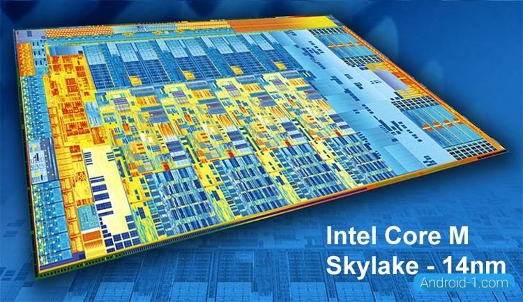 Intel Core M поколения Skylake