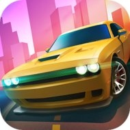 Download Traffic Nation: Street Drivers (MOD, much money) free on android
