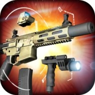 Gun Builder ELITE (MOD, unlocked)