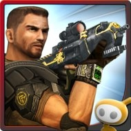 FRONTLINE COMMANDO (MOD, much money)