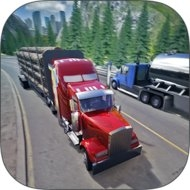 Truck Simulator PRO 2016 (MOD, much money) - download free apk mod for Android