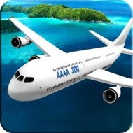 Plane Simulator 3D (MOD, unlimited coins/money/energy)