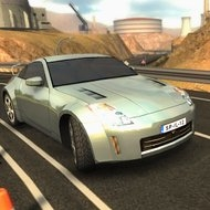 Highway Rally: Fast Car Racing (MOD, unlocked)