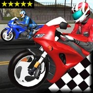 Twisted: Dragbike Racing (MOD, much money) - download free apk mod for Android